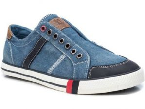 Xαμηλά Sneakers Xti 43995 JEANS [COMPOSITION_COMPLETE]