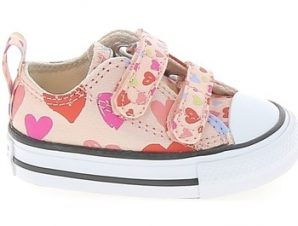 Xαμηλά Sneakers Converse All Star 2V BB Rose Coeurs