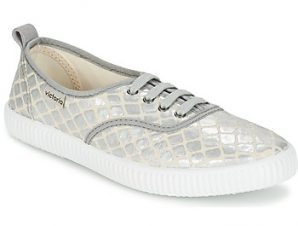 Xαμηλά Sneakers Victoria INGLES TEJ PLACA SERPIENTE